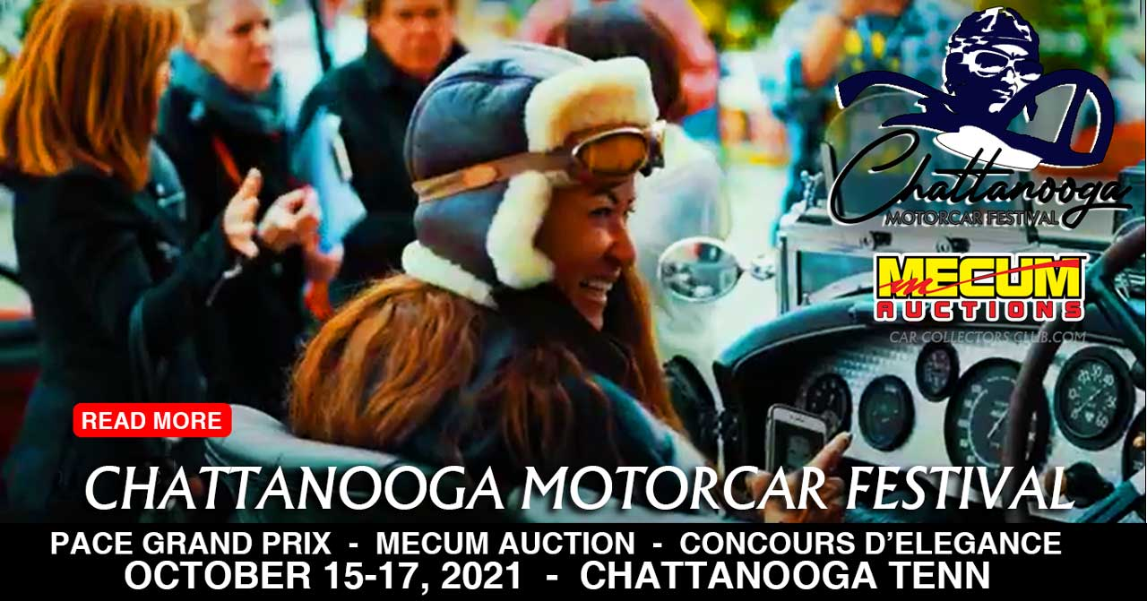 The Chattanooga Motor Festival & Concours d'Elegance