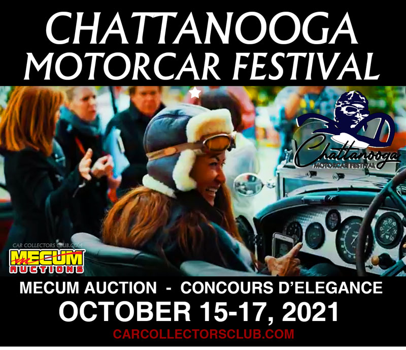 Chattanooga Motor Festival & Concours d'Elegance