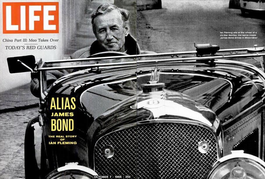 4 1/2 Litre Race Car Bentley.