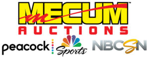 Mecum Auction NBCSN Sports Peacock Streaming Live Broadcast